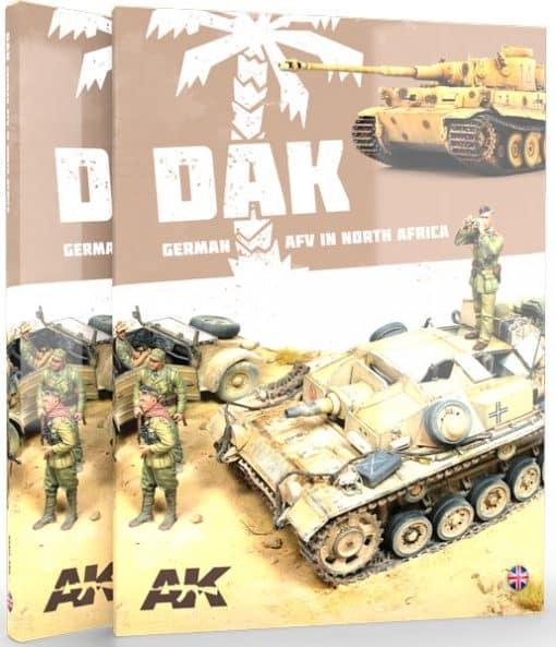 DAK: German AFV in North Africa AK912