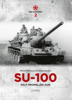 Red Machines 2: SU-100 Self-Propelled Gun