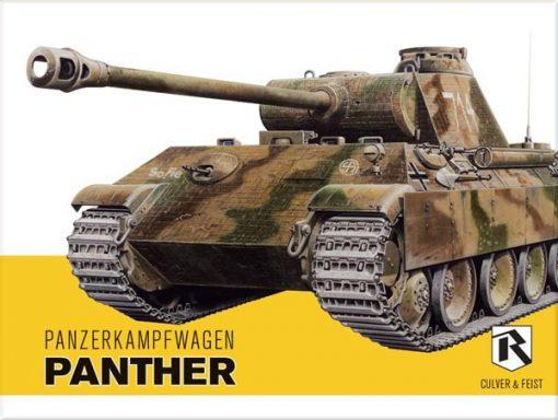 Panzerkampfwagen Panther by Feist & Culver