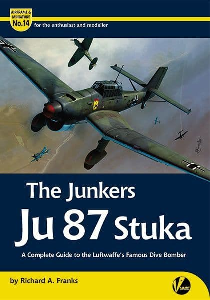 The Junkers Ju 87 Stuka -A Complete Guide To The Luftwaffe's Famous Dive Bomber