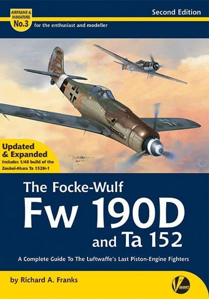 The Focke-Wulf Fw 190D and Ta 152