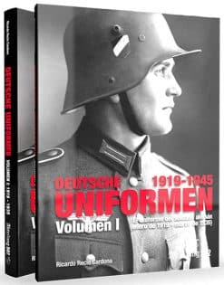 Deutsche Uniformen 1919-1945: The Uniform of the German Soldier 1919-1935 Vol.1. ABT 730