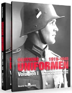 Deutsche Uniformen 1919-1945: The Uniform of the German Soldier 1919-1935 Vol.1. ABT 730