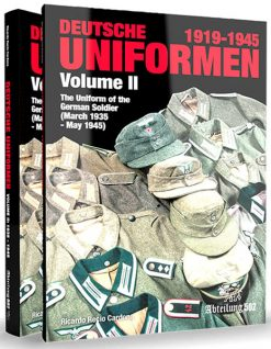 Deutsche Uniformen 1919-1945: The Uniform of the German Soldier 1935-1945 Vol.2. ABT 738