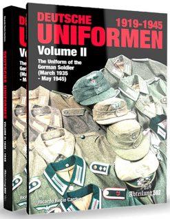 Deutsche Uniformen 1919-1945: The Uniform of the German Soldier 1935-1945 Vol.2. ABT 738