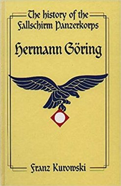 History of Fallschirm-Panzerkorps Hermann Göring