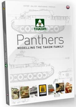 Panthers: Modelling the TAKOM Family - MIG6270