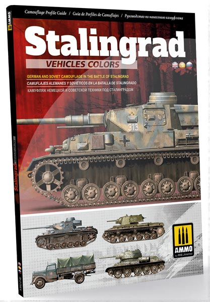 Stalingrad Colors. German and Soviet Camouflage in the Battle of Stalingrad - MIG6146