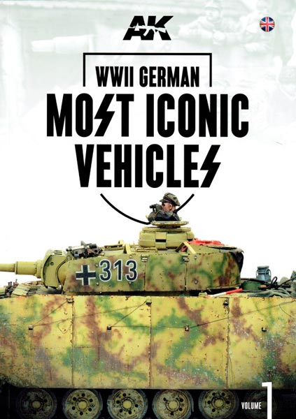 WWII German Most Iconic SS Vehicles Vol.1 AK 514