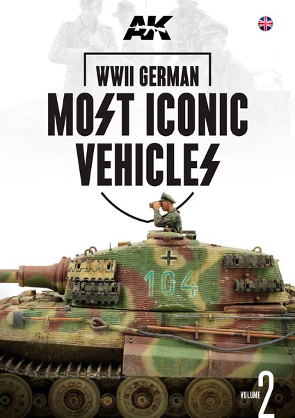 WWII German Most Iconic SS Vehicles Vol.2 AK 516