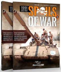 Spoils of War - 1991 Gulf War Vol.2 - ABT 750