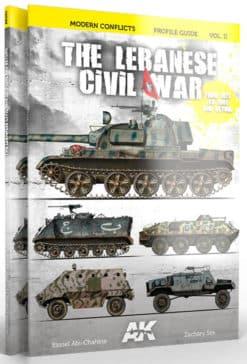 The Lebanese Civil War Vol.2 Profile Guide - AK 285