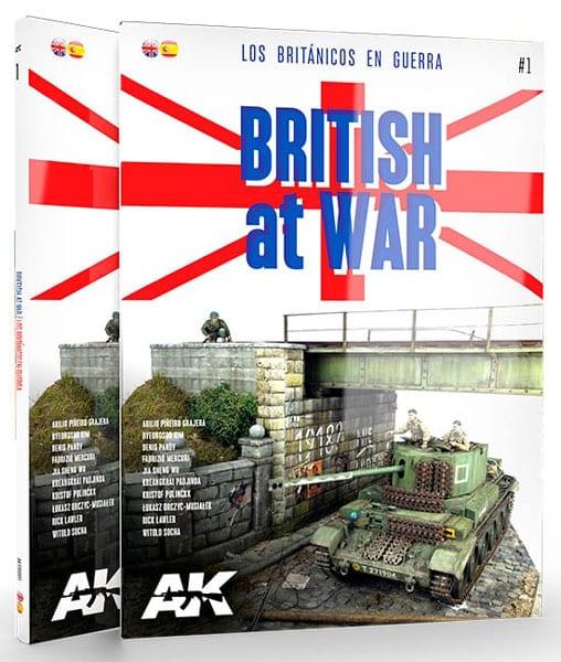 British at War - AK 130001