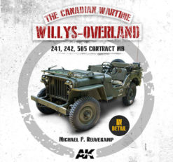 The Canadian Wartime Willys-Overland in Detail - AK 130002